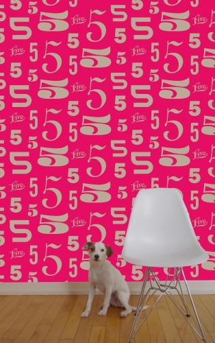 Parkdale Wallpaper Co. débuts during Toronto Design Week's Radiant Dark