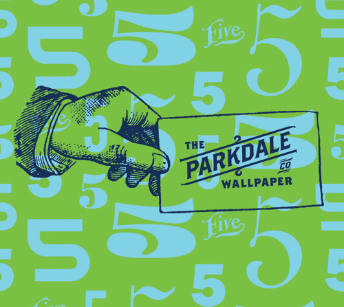 Retail Therapy:<br/>Parkdale Wallpaper's<br/>Hot Type